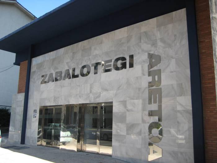 Datorren egubakoitzean da Zabalotegi aretoko inaugurazioa