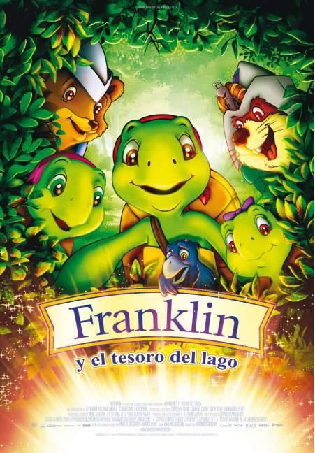 'Franklin eta lakuko altxorra' filma domekan
