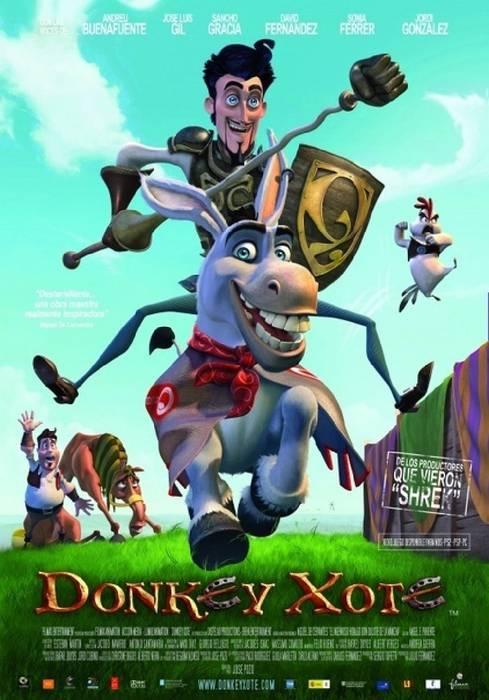 'Donkey Xot' filma emango dute domekan kultura etxean