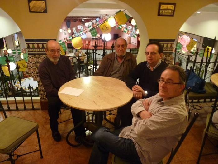 Ekitaldi sorta bikaina Al-Andalusen Kultura Astea agurtzeko