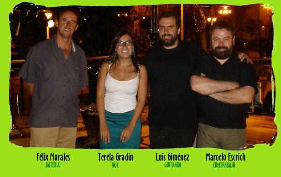 Espoloiko barikuko kontzertua: Terela Gradin + GEM trio