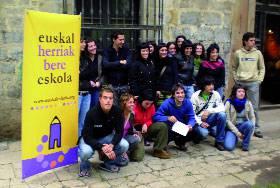 Euskal Herriak Bere Eskola: ikasturterako erronken aurkezpena Bergaran