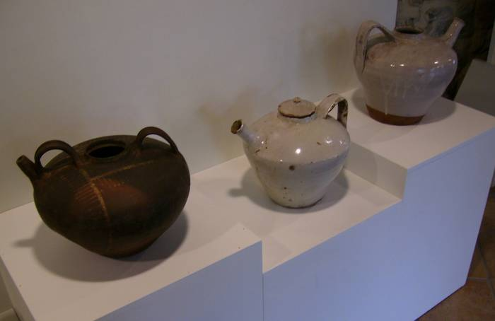 Euskal-zeramika erakusketa Ibarraundin