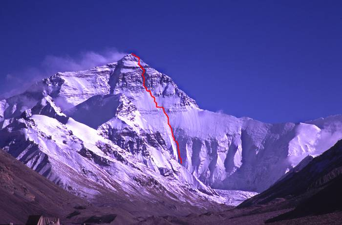 Everesteko tontorrera igotzen hasiko dira gaur, eguena