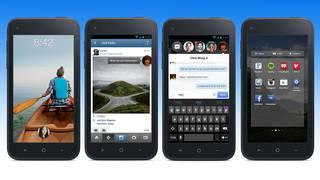 Android mugikorretarako sistema eragile gisakoa aurkeztu du Facebook-ek
