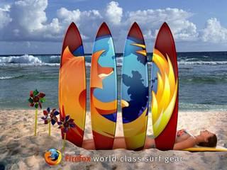 Firefox 4 kalean da; azkarragoa bai, baina, berrikuntzarik?