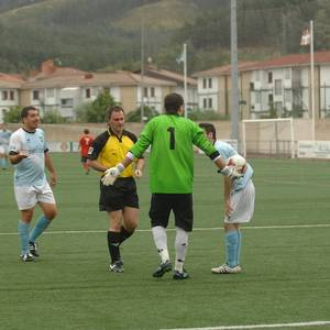 Futbola: UDA - Touring