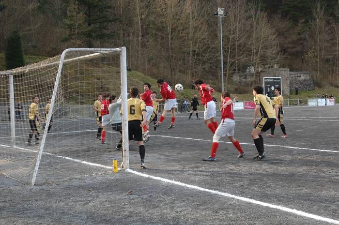 Futbolean, azpeitiarren bisita izango du Antzuolak zapatuan