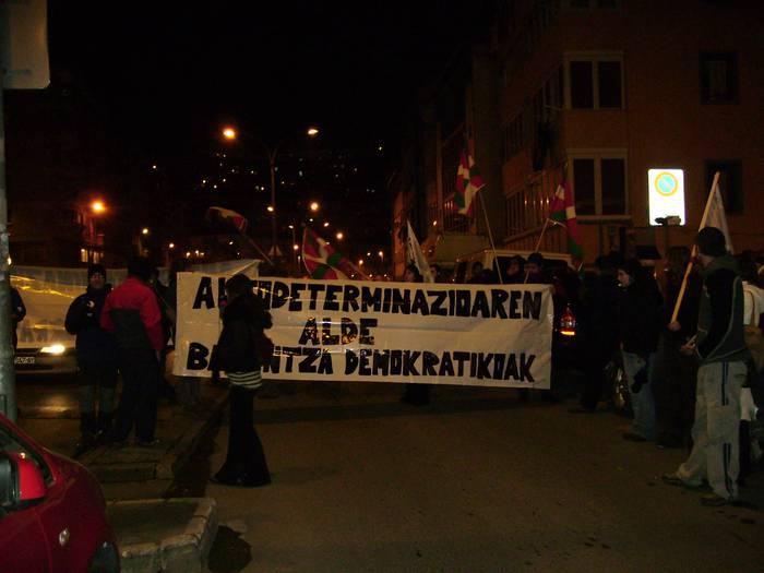 Gaur mobilizazio eguna izan da Debagoienean ere