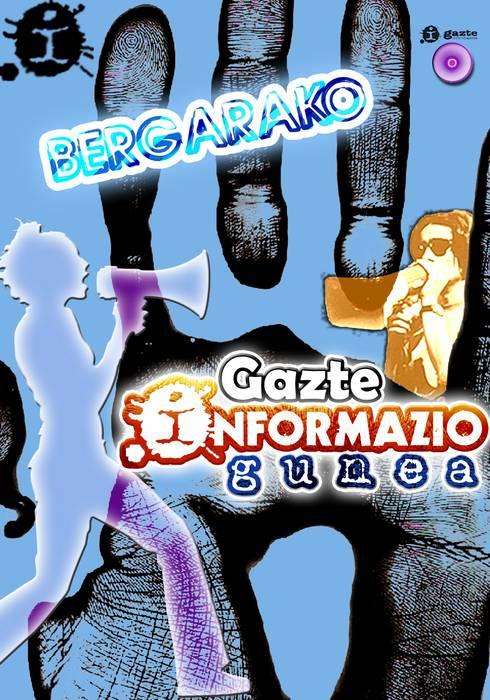 Gazte Informazio Guneak 2010eko egutegiaren diseinu lehiaketa jarri du martxan