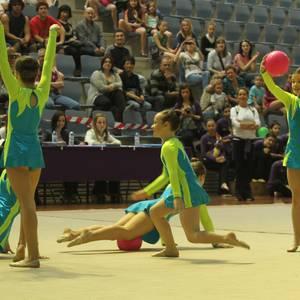 Gimnasia Erritmikoa Uarkapen 2011