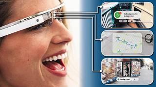 Google Glass betaurrekoak WiFi, bluetooth eta egun bateko autonomiarekin etorriko dira