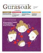'Gurasoak' aldizkariaren bigarren zenbakia kalean dago