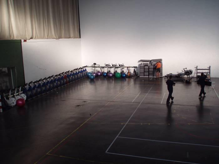 Hilaren 15ean hasiko dira kirol jarduerak eskaintzen Zainduz gimnasioan