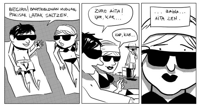 """Hondartzan"""