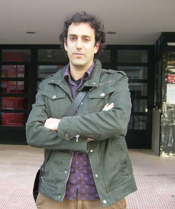 Iban del Campo arrasatearra gustura egindako lehenengo fikziozko laburmetraiarekin