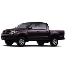 Ibilgailu berria erosteko erabakia hartu du Udalak; Toyota etxeko Hilux D-4D