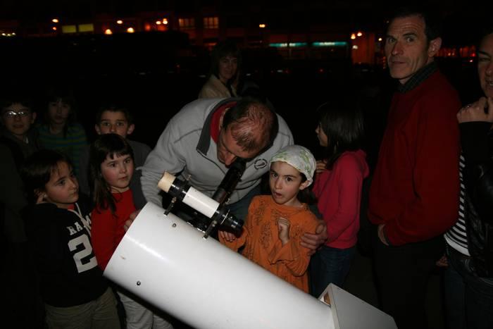 Ilatargi Astronomia taldeak behaketa irekia egingo du egubakoitzean