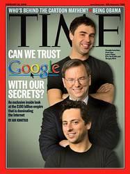 Larry Page, fundatzaileetako bat, Googlen CEO izatera itzuli da gaur