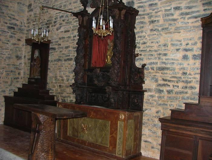 Inauguratu dute Murinondo auzoko ermita
