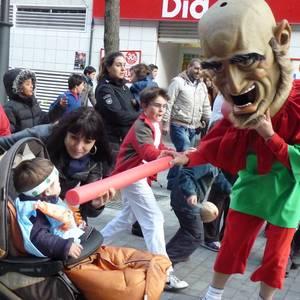 Inauteriak 2011: Aretxabaleta, martitzena