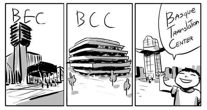 """Basque translation center"""