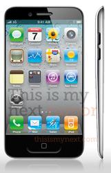 Urriaren 4an aurkeztekotan da iPhone 5a Tim Cook