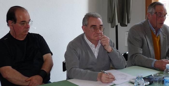 Jose Riviere, Gipuzkoako Erretiratu eta Pentsiodunen Elkarteko presidente