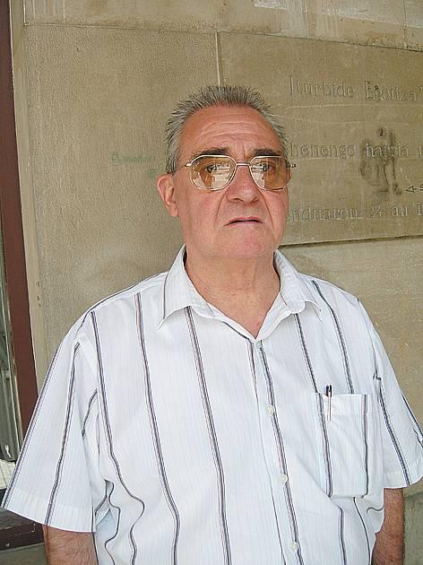Jose Riviere, Gipuzkoako Erretiratuen Elkarteko presidente izateko hautagai