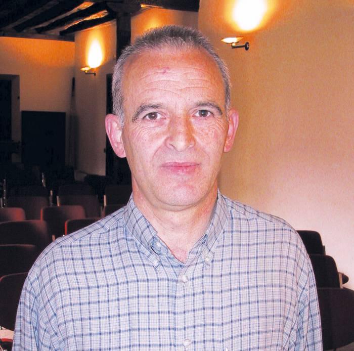 Joxe Etxeberria da Aralar alderdiko zerrendaburua