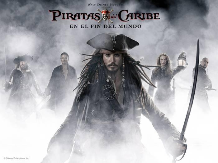 "Kaleko zine emanaldia: ""Piratas del Caribe 3. En el fin del mundo"""