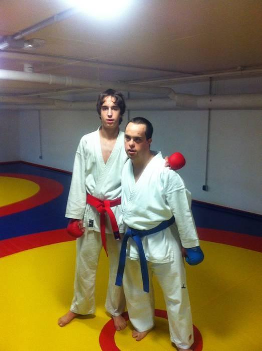 Alex Elortondo aretxabaletarra Donostian lehiatuko da nazioarteko karate lehiaketan