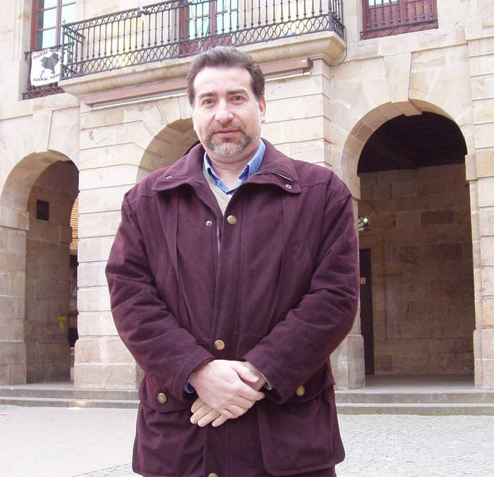 Kartzela zigorra Juan Carlos Bengoa Eskoriatzako alkate ohiari