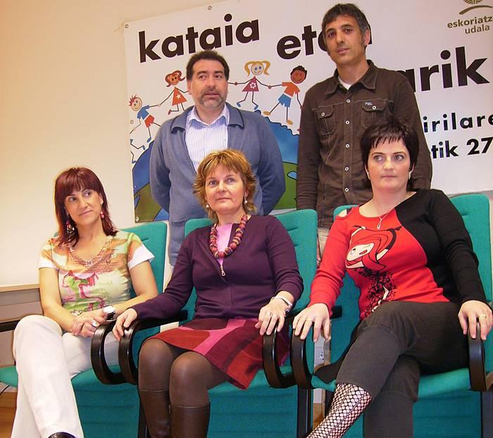 Kataia Eten Barik ekimena egingo dute aurten ere, apirilaren 21etik 27ra bitartean