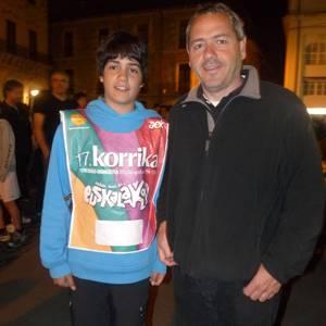 Korrika Elgeta-Bergara 2011