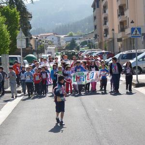 Korrika Txikia Antzuola, 2011