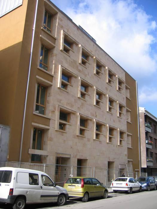 Kulturarako eraikina 2008ko lehen hiruhilabetean zabaldu gura dute