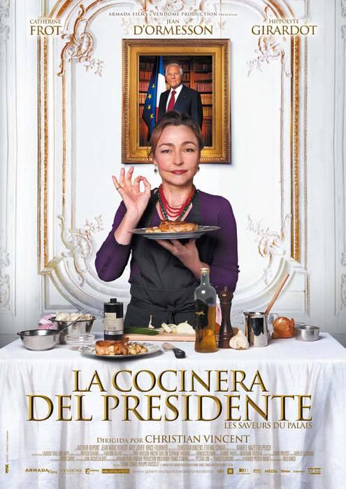 'La cocinera del presidente'
