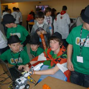 Lego league 2011