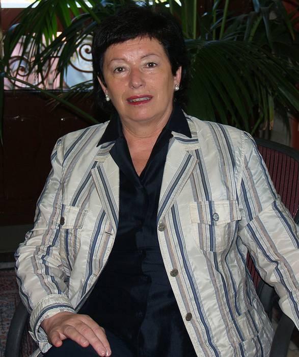 Lourdes Idoiaga EAJko zerrenda-buru udal hauteskundeetarako