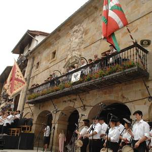 Antzuolako jaiak 2011: Mairuaren Alardea