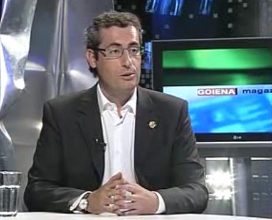 Markel Olano Diputatu Nagusiak krisiaren gaineko hitzaldia emango du