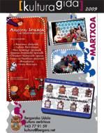 Martxoko kultura agenda kaleratu du Kultura zerbitzuak