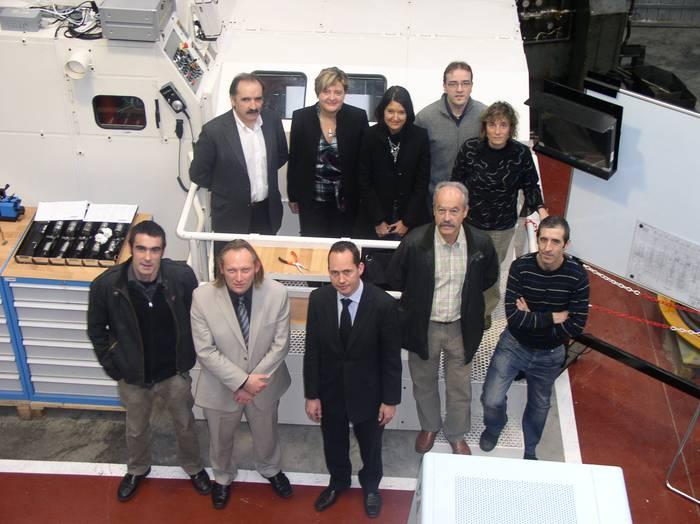 Miguel Altuna, Europako proiektu baten bultzatzaile