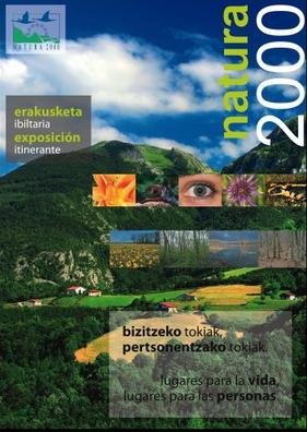 Natura 2000 sarearen erakusketa egubakoitzera arte luzatuta
