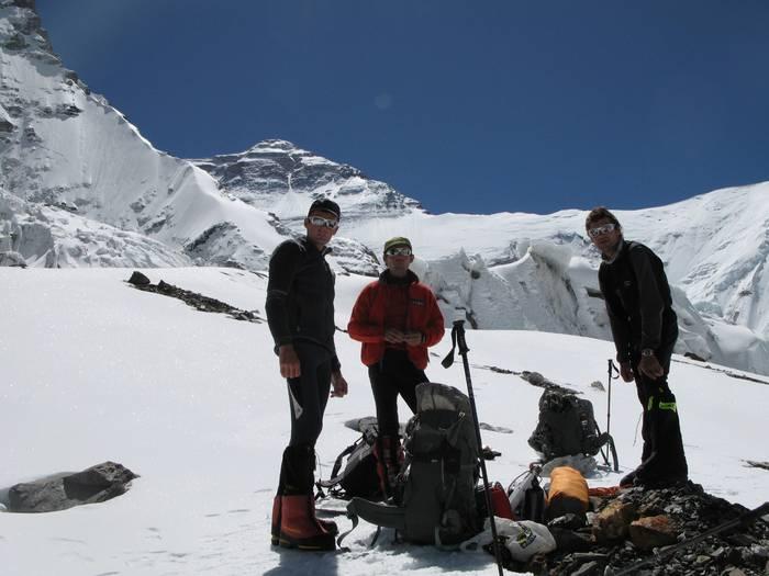 Naturgas Hornbein 09 espedizioak amore eman behar izan du