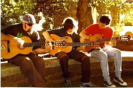 Oñati, Donostia, Arrasate eta Bizkaiko musika taldeak, egubakoitzean, Danbakan