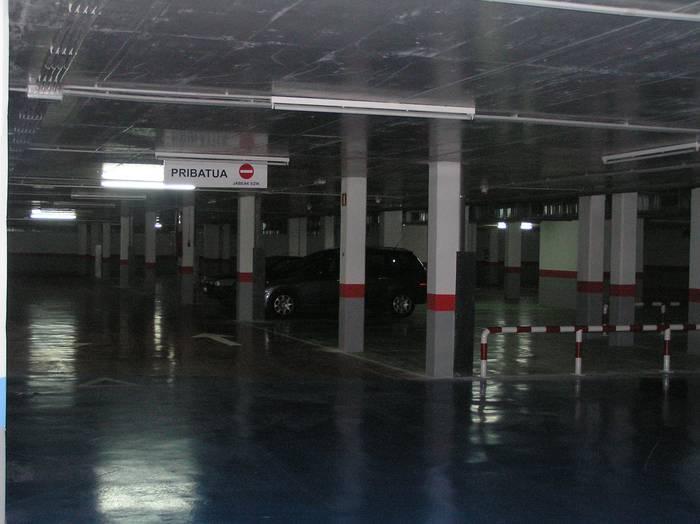 Parking publikoak ordaintzekoak izango dira bihartik aurrera