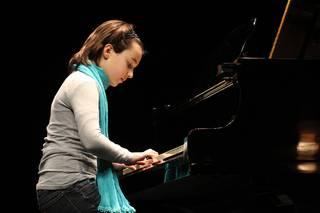 Ibarreko piano-jotzaile txikiek erakutsi dute Andoainen lan bikaina egingo dutela