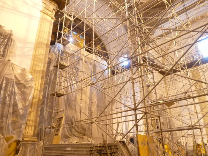 Pietatearen erretaula Antzuolara ekarriko dute berriro ere